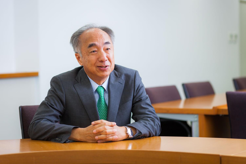 日本ガスライン株式会社 代表取締役専務 (兼)東京支店長 石﨑久富