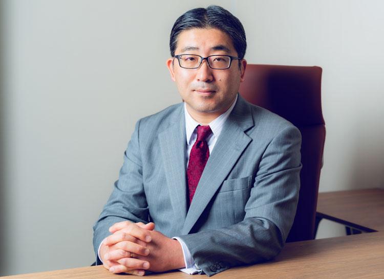 日本ガスライン株式会社 代表取締役社長 邑松泰宏